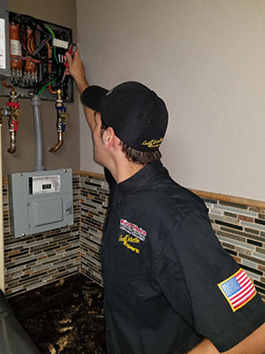 First Choice Plumbing Solutions - Tankless Water Heaters