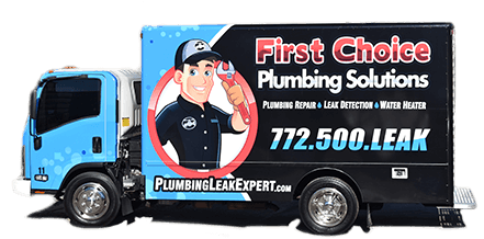 first choice plumbing solutions services