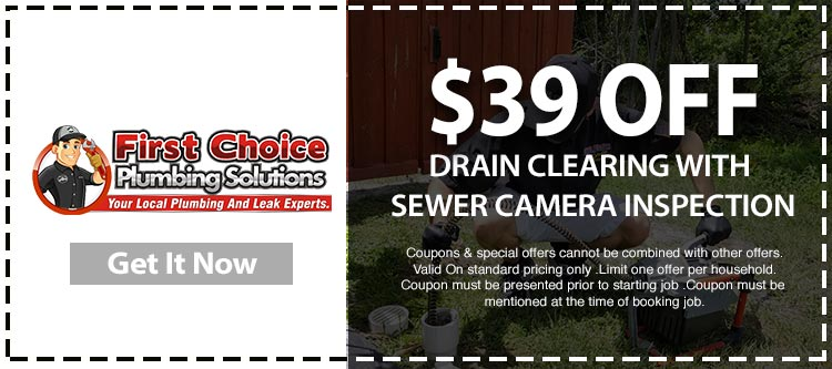 Drain Amp Sewer Cleaning Services Palm City First Choice