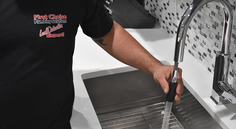 ... Kitchen Plumbing And Garbage Disposal Repair And Installation Services